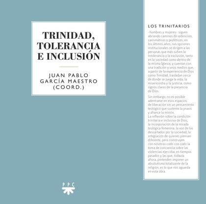 TRINIDAD TOLERANCIA E INCLUSION
