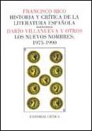 NUEVOS NOMBRES,9 HISTORIA CRITICA L. ESPAÑOLA