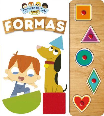 FORMAS. SIEMPRE AMIGOS