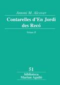 CONTARELLES D´EN JORDI DES RECÓ, VOL. 2.