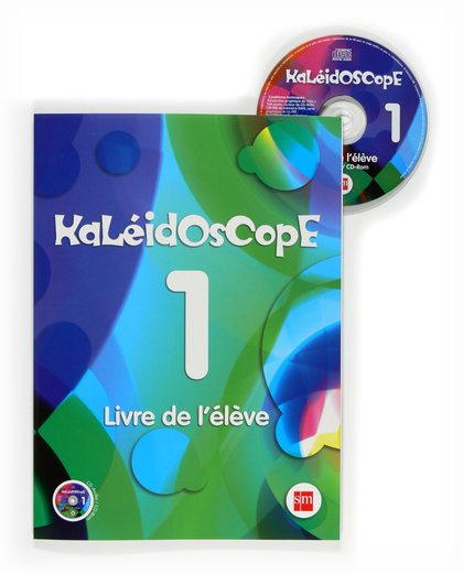 KALEIDOSCOPE, 5 EDUCACIÓN PRIMARIA