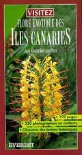 FLORE EXOTIQUE DANS LES ÎLES CANARIES