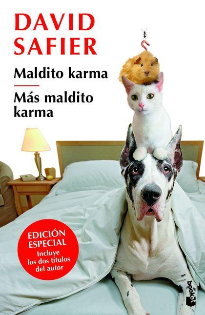 MALDITO KARMA + MÁS MALDITO KARMA.