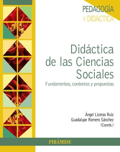 DIDÁCTICA DE LAS CIENCIAS SOCIALES.