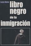 EL LIBRO NEGRO DE LA INMIGRACIÓN
