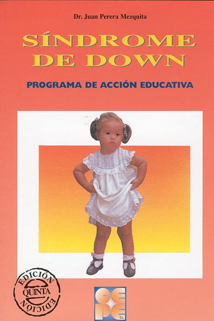 SINDROME DE DOWN. PROG. ACCION EDUCATI