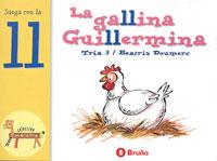 GALLINA GUILLERMINA JUEGA CON LA LL
