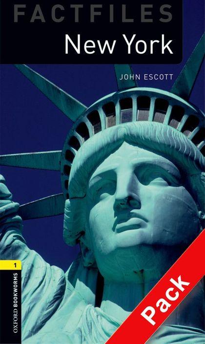 OBF 1 NEW YORK CD PK ED 08.
