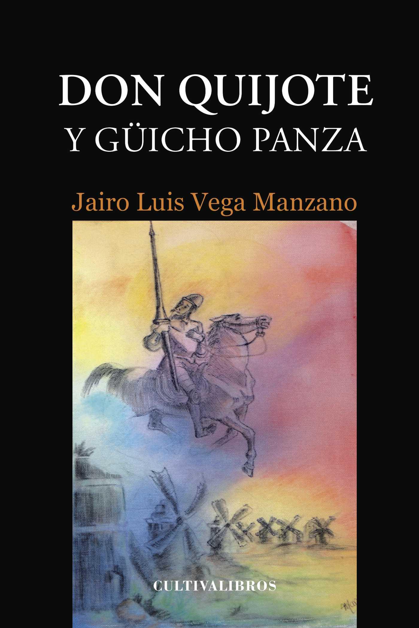 Don Quijote y Guicho Panza