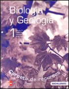 BIOLOGÍA Y GEOLOGÍA, 1 BACHILLERTO. GUÍA DIDÁCTICA