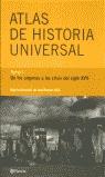 ATLAS DE HISTORIA UNIVERSAL I