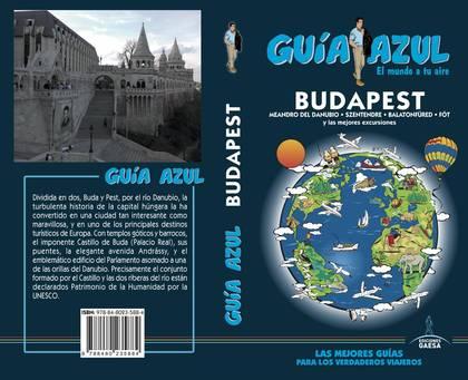 GUÍA AZUL BUDAPEST