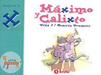 MAXIMO CALIXTO JUEGA CON LA X