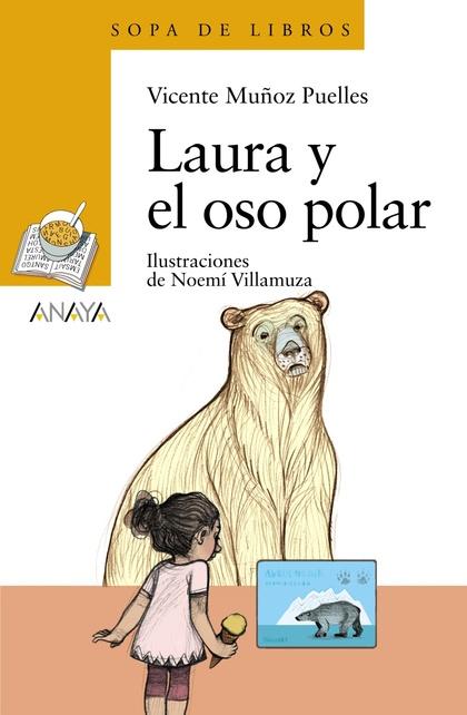 LAURA Y EL OSO POLAR.
