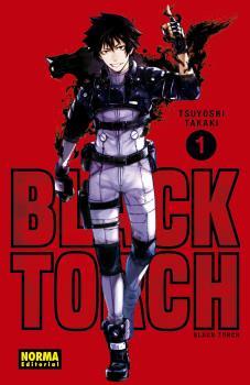 BLACK TORCH 01 (EDICION PROMOCIONAL).