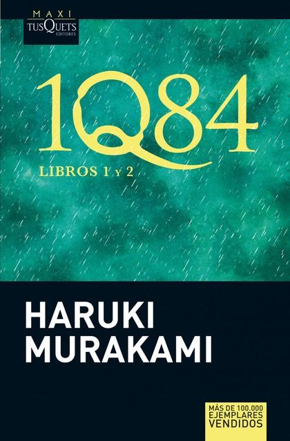 1Q84 : LIBROS 1 Y 2