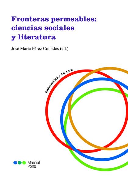FRONTERAS PERMEABLES: CIENCIAS SOCIALES Y LITERATURA