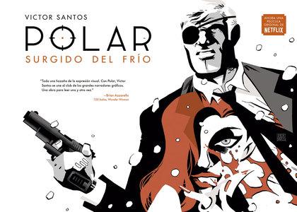 POLAR 1. SURGIDO DEL FRIO (NUEVA PORTADA).