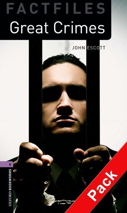 FACTFILES.GREAT CRIMES BOOKWORMS 4