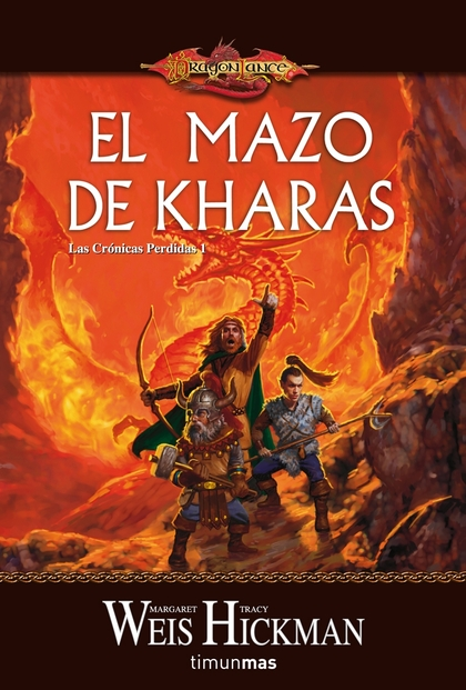 EL MAZO DE KHARAS.