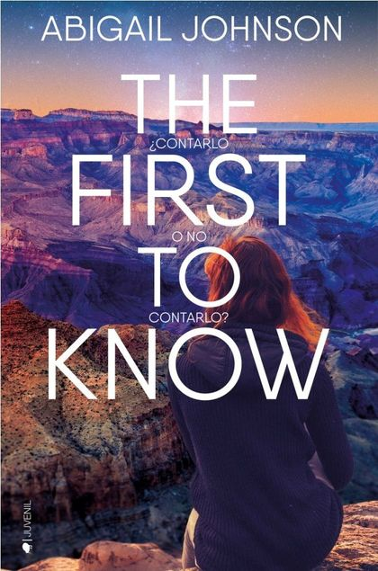 THE FIRST TO KNOW.