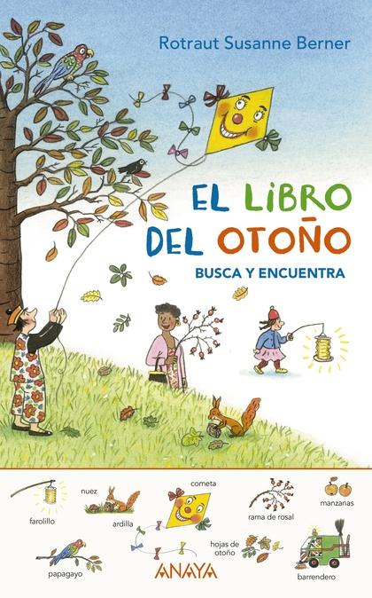 EL LIBRO DEL OTOÑO. BUSCA Y ENCUENTRA.