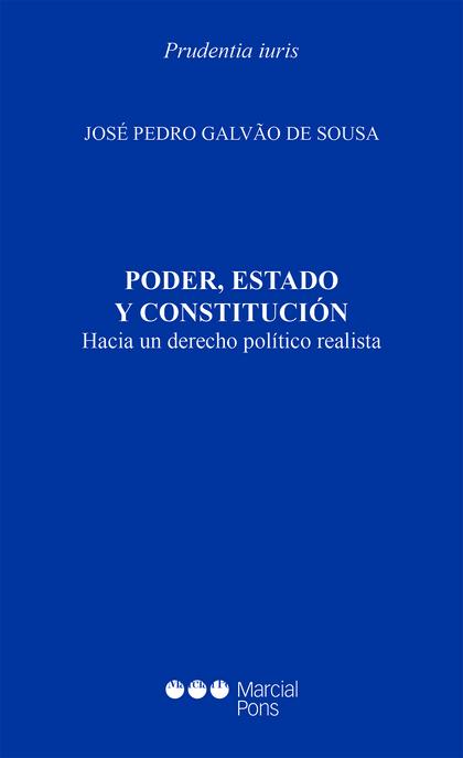 PODER ESTADO Y CONSTITUCION