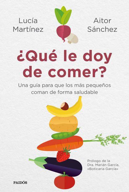 ¿QUE LE DOY DE COMER?.