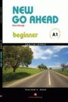 NEW GO AHEAD 0, BEGINNER A1. TEACHER´S BOOK