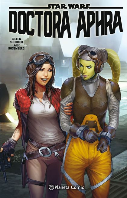 STAR WARS DOCTORA APHRA Nº 03.