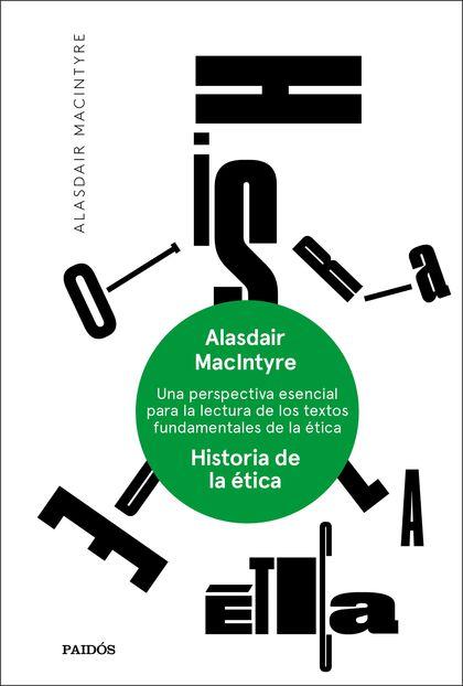 HISTORIA DE LA ÉTICA.