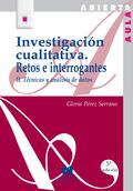 INVESTIGACION CUALITATIVA RETOS INTERROGANTES II