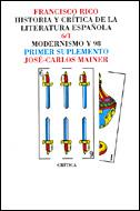 MODERNISMO 98 PRIMER SUPLEMENTO