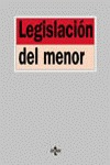 LEGISLACIÓN DEL MENOR