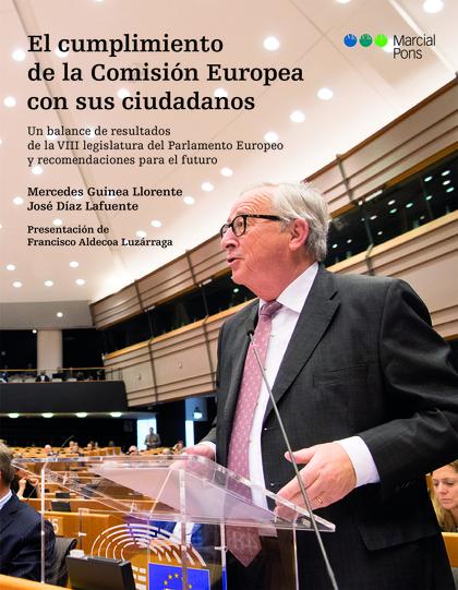 EL CUMPLIMIENTO DE LA COMISION EUROPEA CON SUS CIUDADANOS