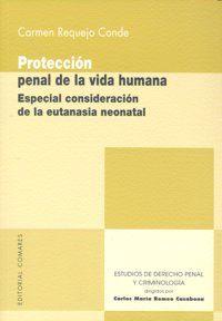 PROTECCIÓN PENAL DE LA VIDA HUMANA