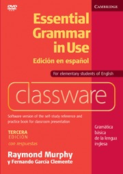 ESSENTIAL GRAMMAR IN USE. CLASSWARE