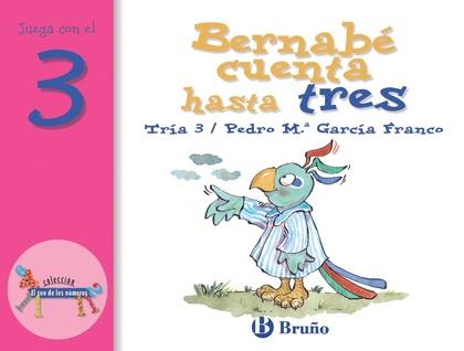 BERNABE CUENTA HASTA TRES JUEGA CON EL 3