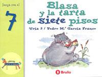 BLASA Y LA TARTA DE SIETE PISOS JUEGA CON EL 7