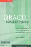 MANUAL DE SEGURIDAD DE ORACLE