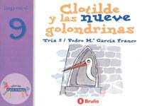 CLOTILDE Y LAS NUEVE GOLONDRINAS