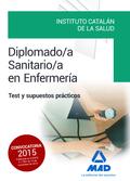 DIPLOMADO/A SANITARIO/A EN ENFERMERÍA DEL INSTITUTO CATALÁN DE LA SALUD. TEST Y.