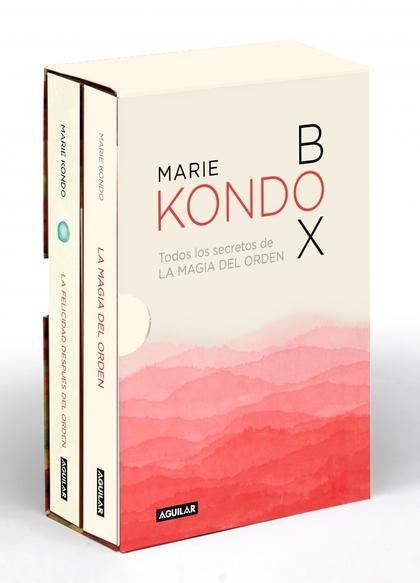 MARIE KONDO BOX. LA MAGIA DEL ORDEN / LA FELICIDAD DESPUÉS DEL ORDEN