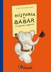 HISTORIA DE BABAR, EL PEQUEÑO ELEFANTE.