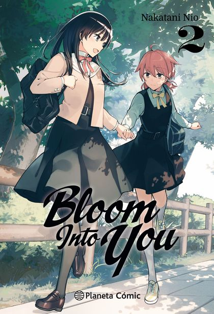 BLOOM INTO YOU Nº 02/06.