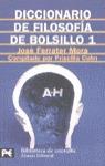 Diccionario de Filosofía de bolsillo 1