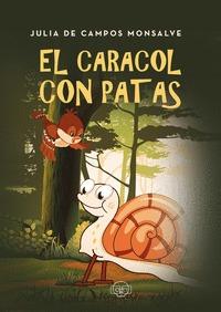 EL CARACOL CON PATAS.