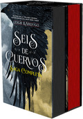 ESTUCHE ESPECIAL «SEIS DE CUERVOS» Y «REINO DE LADRONES».