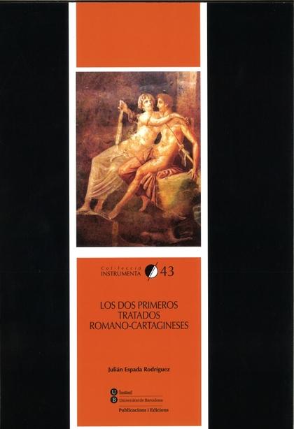 LOS DOS PRIMEROS TRATADOS ROMANO-CARTAGINESES