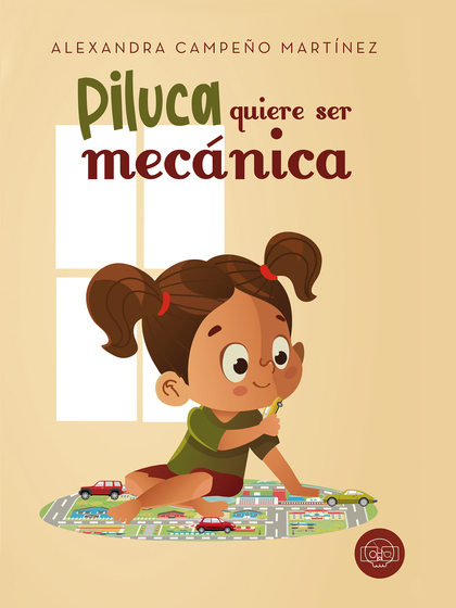 PILUCA QUIERE SER MECÁNICA.